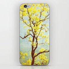 Yellow Tree iPhone & iPod Skin