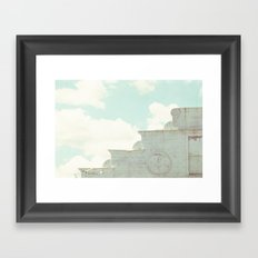 Another Time Framed Art Print