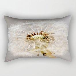 Dandelion Details Rectangular Pillow