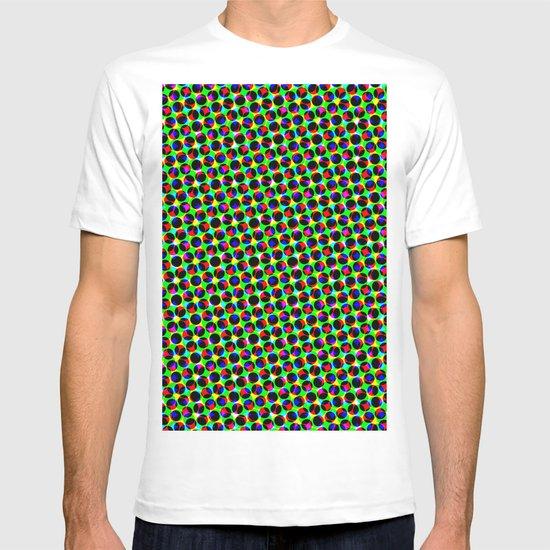 COLORFUL DOT T-shirt