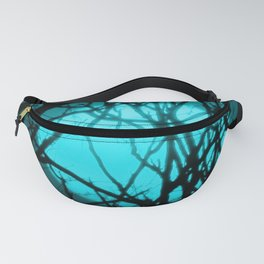 Teal Sunset Fanny Pack