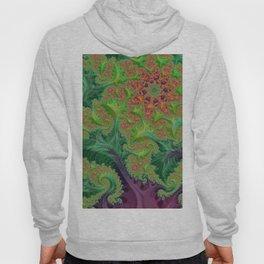 Edible Flower - Fractal Art Hoody