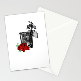 Bloody Mary Just a Girl Who Loves Bloody Marys Stationery Cards