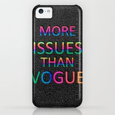 More Issues Than Vogue iPhone 5c Slim Case