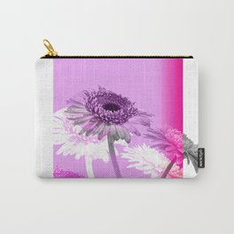flowers are flowers and pink is the warmest color Carry-All Pouch