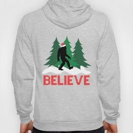 Cryptid Christmas Miracle Hoody
