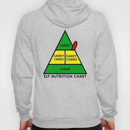 Elf Nutrition Chart Hoody