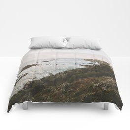 Pacific Highway Lighthouse Comforters