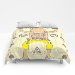 ENVY YOU ENVY ME ! Comforters