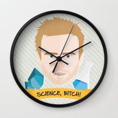 Jesse Pinkman Breaking Bad Wall Clock