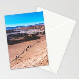 Valle de la Luna (Moon Valley) in San Pedro de Atacama, Chile 3 Stationery Cards