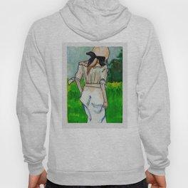 Girl in the Grass II Hoody