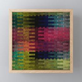 Abstract 148 Framed Mini Art Print