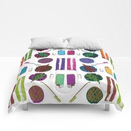 Stoned Kit Comforters