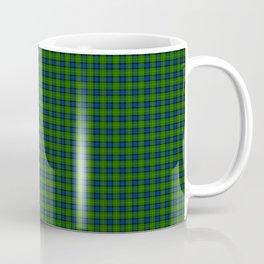 Muir Tartan Coffee Mug