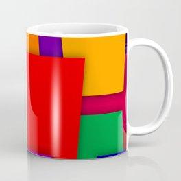 Color Bars #6 Coffee Mug