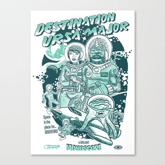 Destination Ursa Major s6 exclusive Canvas Print