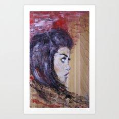 Ebbens Art Print