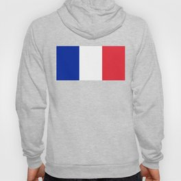 Flag of France, High quality image Hoody
