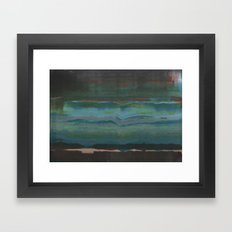 Untitled 20140915a (The Explorers) Framed Art Print