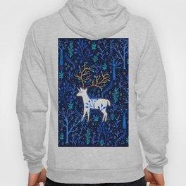 Deericorn In Blue Hoody