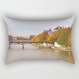 Autumn in Paris Rectangular Pillow