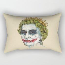God Save the Villain! Rectangular Pillow