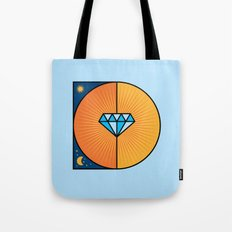 D like D Tote Bag