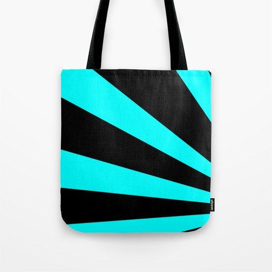 Rising DJ Red Tote Bag