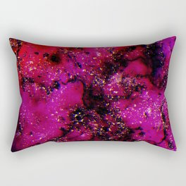 Rock Bottom Space Rectangular Pillow