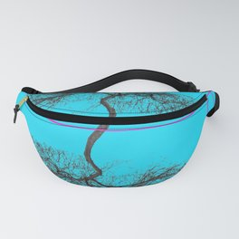 tree reflection Fanny Pack
