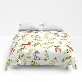 Forestland Comforters
