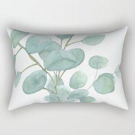 Eucalyptus Silver Dollar Rectangular Pillow