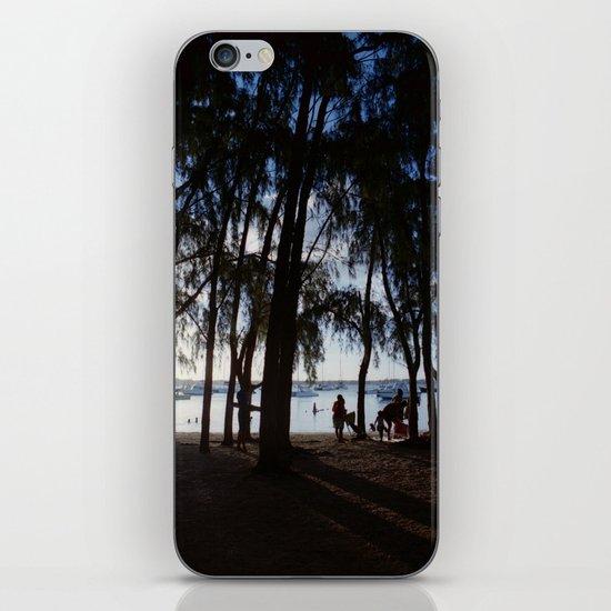 Last Ray of Sun iPhone & iPod Skin
