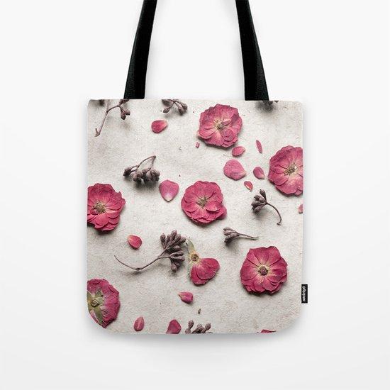 Botanical Bits Tote Bag