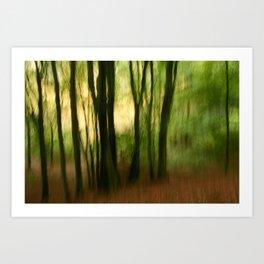 Source of Light Art Print