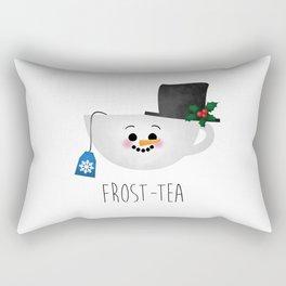 Frost-tea Rectangular Pillow