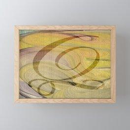 Khufu Framed Mini Art Print