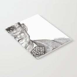 Poindexter the Peeper Notebook