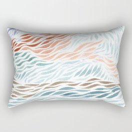 See the sea in the clouds Rectangular Pillow