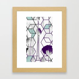 Artificial Garden No. 4 (Opium dreams) Framed Art Print