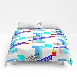 "Cocktail ""I"" - Icebreaker Comforters"