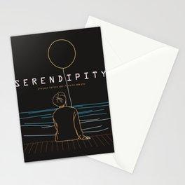 BTS JIMIN SERENDIPITY LINE ART Stationery Cards
