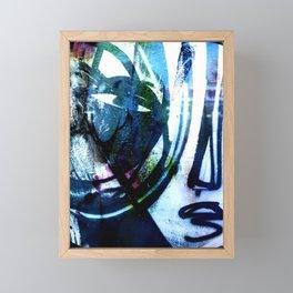 Flatbush and West 27th Framed Mini Art Print