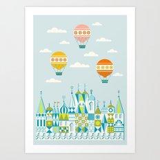 Small Magic Art Print