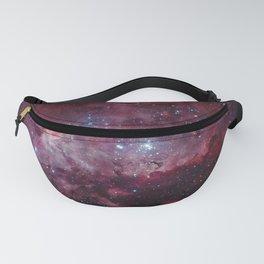 Carina Nebula of the Milky Way Galaxy Fanny Pack