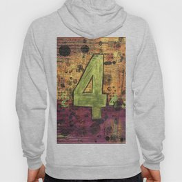 Journey by Number: 4 Repeated Hoody