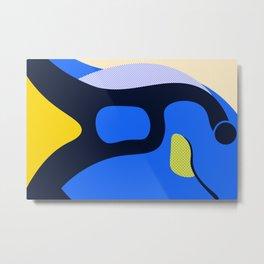Tropical Fish 5 Metal Print