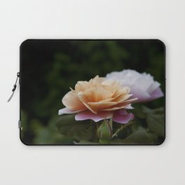 Lily Pad Rose Laptop Sleeve