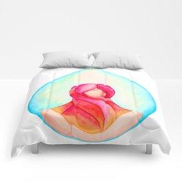 Tear Drop-Vivid Comforters